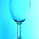 Blue Glass by Keith G. Hawley