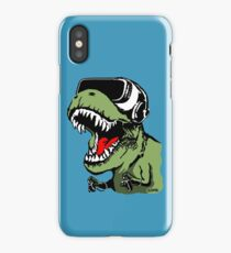 VR T-rex iPhone Case/Skin