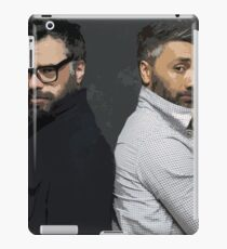 Jemaine and Taika iPad Case/Skin