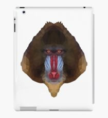 mandrill iPad Case/Skin
