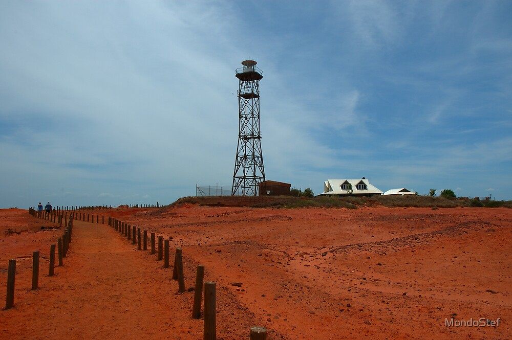 Broome The Red Planet by MondoStef