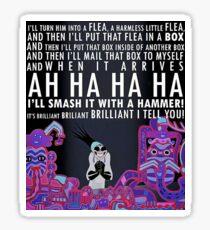 Yzma Sticker
