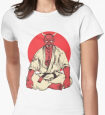 The Oni Womens Fitted T-Shirt