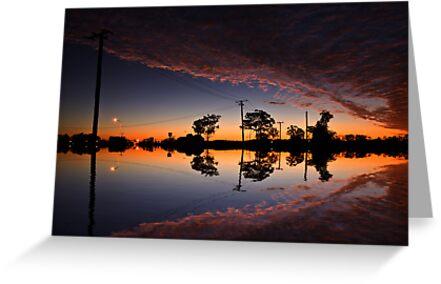 That sky by Mel Brackstone