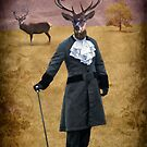 The man who changed himself into a deer by Kurt  Tutschek