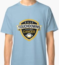 Touch Down Cancer Classic T-Shirt