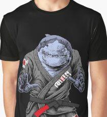BJJ Shark Graphic T-Shirt