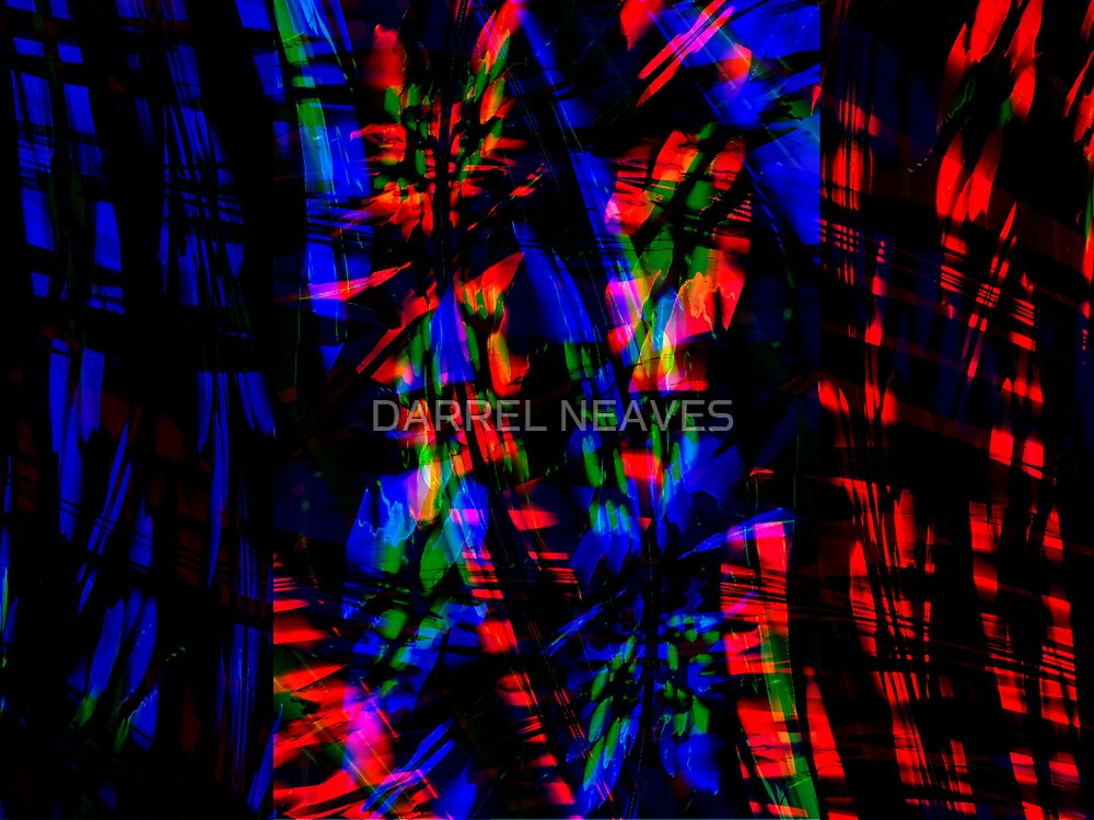 the battle of urban by DARREL NEAVES