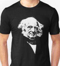 Martin Van Buren-4 Unisex T-Shirt