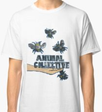 Animal Collective Bees Classic T-Shirt