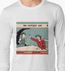 The Twilight Sad- Fourteen Autumns & Fifteen Winters Long Sleeve T-Shirt