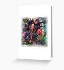 The Atlas Of Dreams - Color Plate 57 Greeting Card