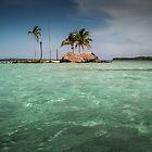 San Blas Islands of Panama by Jola Martysz