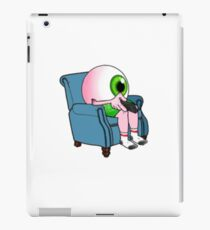 Lazy Eye  iPad Case/Skin