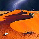 Dune Warriors by John  Murray