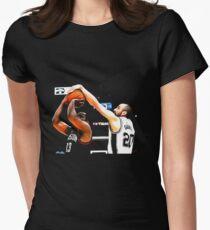 manu ginobili Women's Fitted T-Shirt