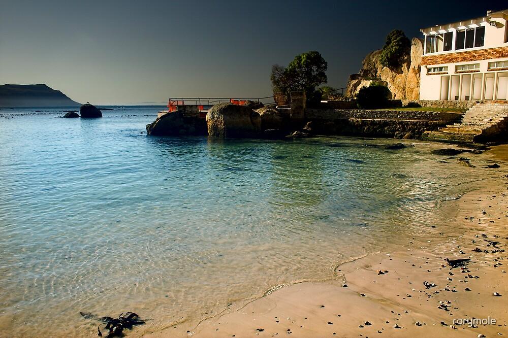 Seaforth Bay by rorymole