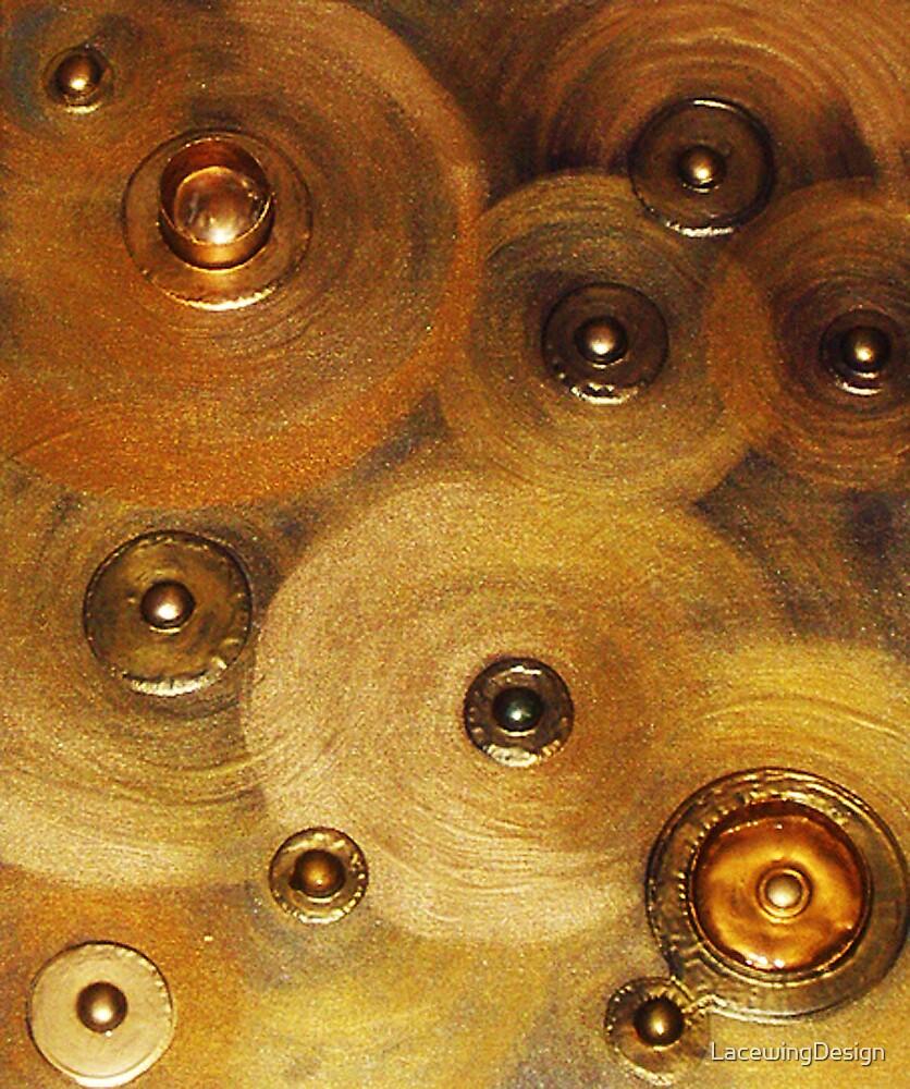 SPUN GOLD by LacewingDesign