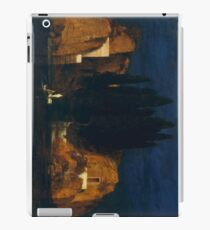 Island of the Dead 1880 Arnold Böcklin iPad Case/Skin