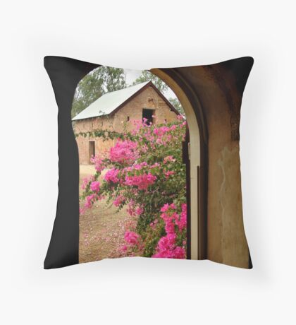 Outback Homestead, Northern Territory Throw Pillow