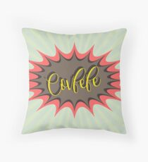 Covfefe 1st design Throw Pillow