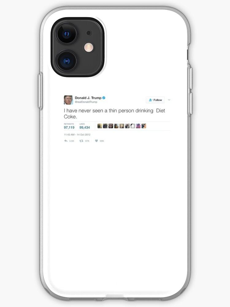 Donald Trump 2 iphone case