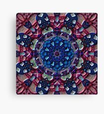 They Hold the Center Canvas Print