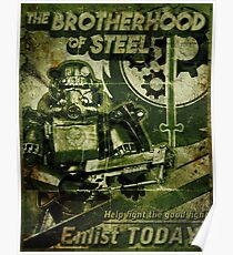 Join the Brotherhood Poster