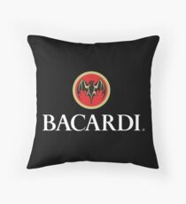 Bacardi Merchandise Throw Pillow