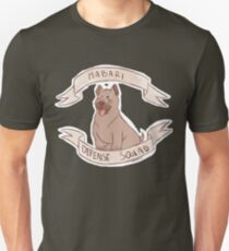 Dragon Age: Herkunft - MABARI DEFENCE SQUAD Unisex T-Shirt