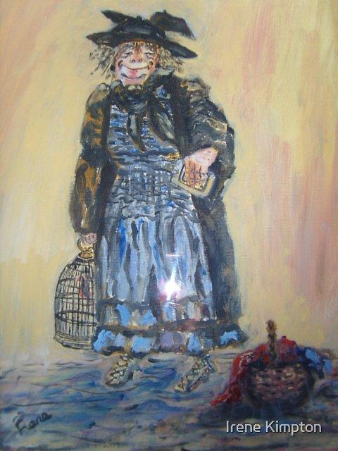 Whisky Woman by Irene Kimpton