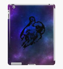 Astronaut lost in space iPad Case/Skin