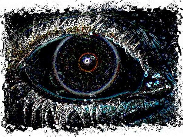 Eye by AngryGoldfish