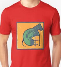 LIKE PICASSO DOG T-Shirt
