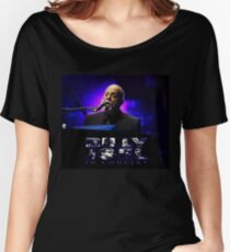 BILLY THE PIANOMAN JOEL BAJU5 Women's Relaxed Fit T-Shirt