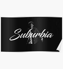 Troye Sivan Suburbia Poster