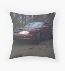 my car Throw Pillow
