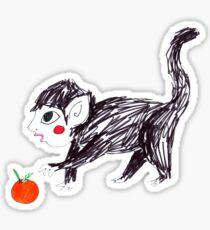 Apple Hunter Sticker