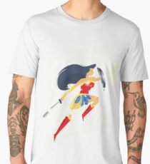 Fight Like A Girl Men's Premium T-Shirt