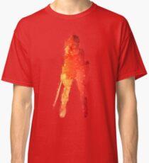 Fire Woman Classic T-Shirt