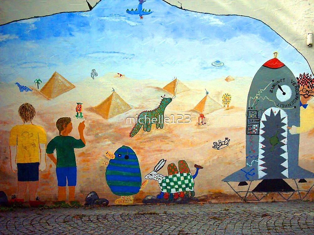 Mural Art by michelle123