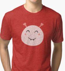 Cute animal smiling Tri-blend T-Shirt