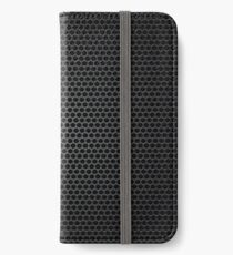 perforated texture iPhone Wallet/Case/Skin
