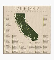 California Parks Photographic Print