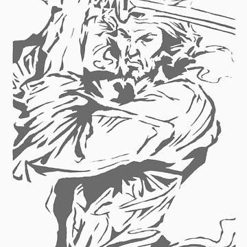 Samurai by antianthem45