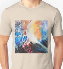 I wish upon the stars, 100-100cm, 2017, oil on canvas Unisex T-Shirt