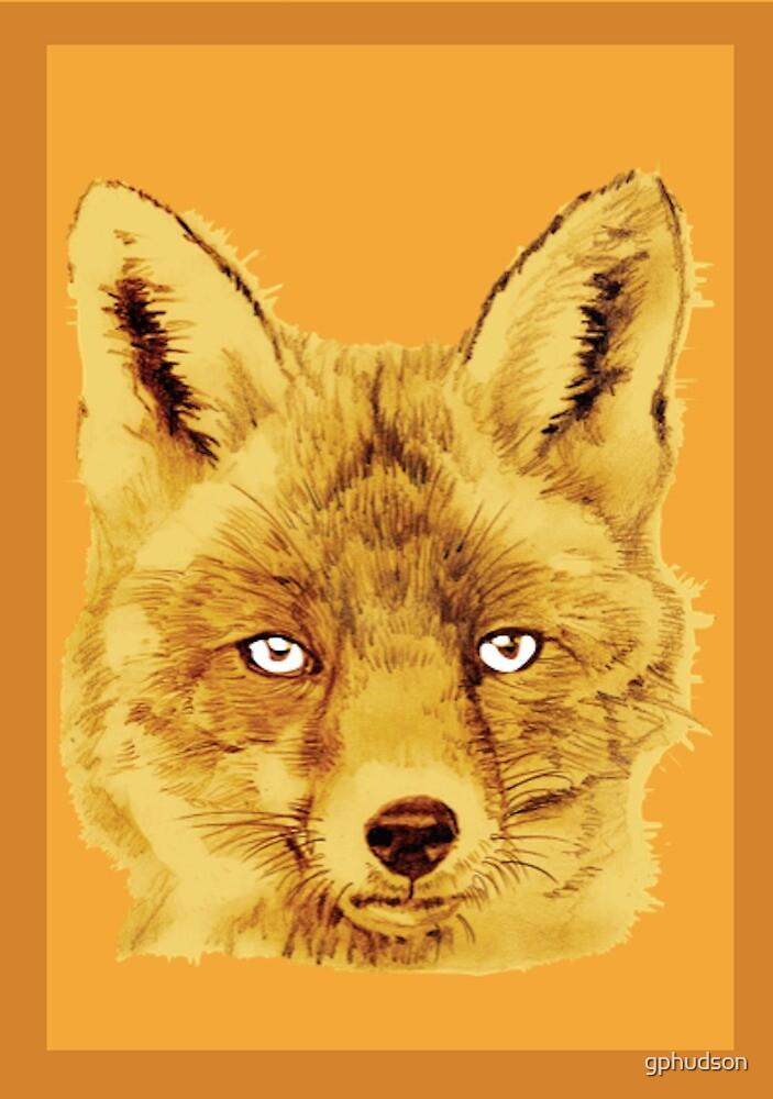 Fox orange variant by gphudson