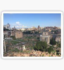 Forum Romanum Sticker