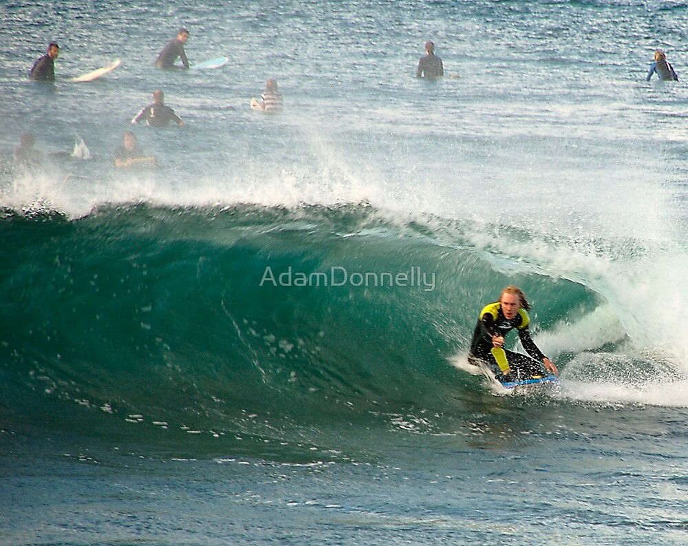 Jared Smith - Point Cartwright by AdamDonnelly