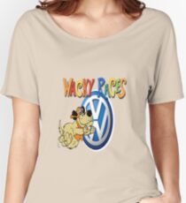 VW Wacky Races Muttley Women's Relaxed Fit T-Shirt